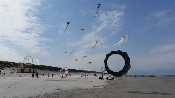 Strand von Buren auf Ameland NL