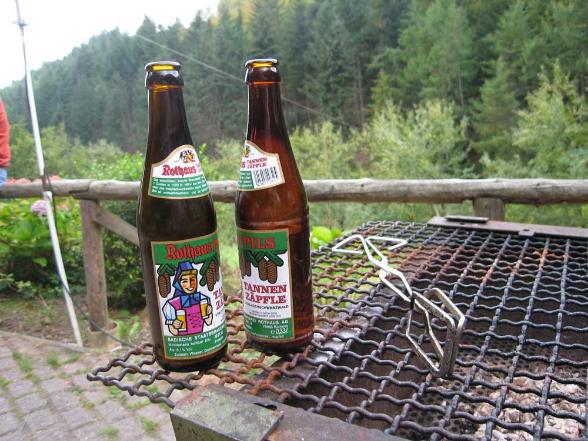 Grüßle vom A11 Fieldday auf dem kleinen Mooshof in Reichenbach bei Gengenbach